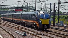 180105 (JOHN BRACE) Tags: station 2000 central grand class 180 alstom built 180105 doncaster livery dmu