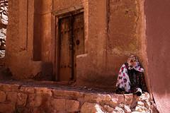 l'attesa (Armando Magro) Tags: canon iran abyaneh vacanze
