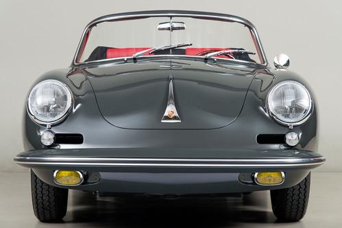 Porsche 356 Cabriolet 1964 года