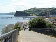27 June 2016 Teignmouth (11) (togetherthroughlife) Tags: sea june pier devon teignmouth 2016