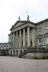 Facade (My photos live here) Tags: england building home facade canon eos hall derbyshire national trust derby stately curzon kedleston 1000d