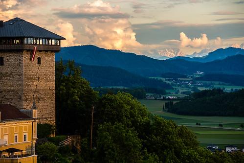 Althofen, Annaturm