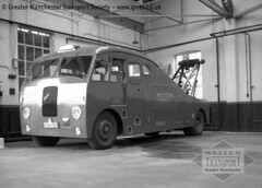 North Western's 'Brab' breakdown lorry (GMTS Collection) Tags: bus buses museum bristol manchester conversion garage transport lorry stockport depot converted breakdown northwestern tow charlesstreet wrecker charlesst cheetham brabazon museumoftransport cheethamhill brab boylestreet l5g gmts nwrcc greatermanchestertransportsociety gmtscollection m88uw wwwgmtscouk aja193