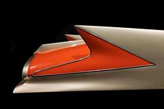 Nice Tail (perkijl61) Tags: 1955chryslerghiagilda ghia chrysler tail fins kathleenredmond scottgrundfor