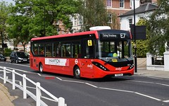 8873 Abellio London (KLTP17) Tags: new london mmc ealing adl 8873 abellio enviro200 16reg yx16oga