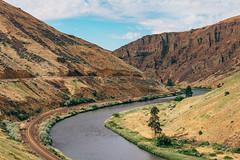 Canyon Run (Pedalhead'71) Tags: river landscape us washington unitedstates desert canyon yakima yakimacanyon