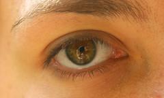 hazel eye (marti.labruna) Tags: maranatha photography picture canon 1200d eos colours colorful exposure summer hazel eye look reflection details macro