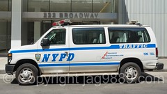NYPD Police Van, Lower Manhattan, New York City (jag9889) Tags: 2016 20160619 222broadway car finest firstresponder lawenforcement lowermanhattan manhattan ny nyc nypd newyork newyorkcity newyorkcitypolicedepartment outdoor patrol policecar policedepartment policepatrolcar traffic usa unitedstates unitedstatesofamerica van vehicle jag9889