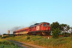 The rain From Sofia (Krali Mirko) Tags: bdz train locomotive railroad bulgaria