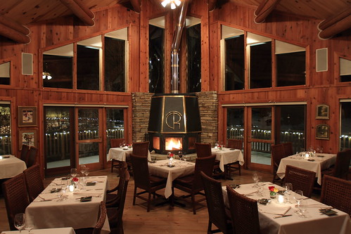 Triple Creek Ranch Dining Room