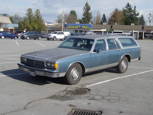 chevrolet caprice 279sgn