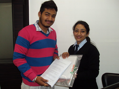 Gurjinder Singh got study visa for SCU Australia (Jan 2014)