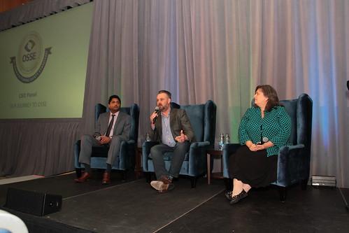 OSSE Awards Gala CEO Panel