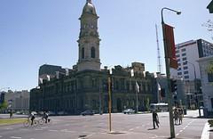 Australia. Adelaide. 1980. (pszz) Tags: australia clocktower adelaide