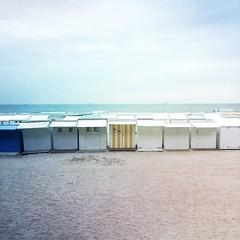 ||||| (-justk-) Tags: sea beach coast seaside shore beachcabins