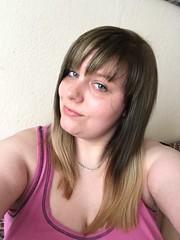 Me  (kirstieweeze) Tags: hairdye blonde brunette lush likes selfie likeit ombr likeher likeforlike teamfollowback followforfollow instantfollowback