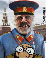 STAININ (edoardo.baraldi) Tags: bobo siberia referendum satira stalin renzi staino togliatti partitodemocratico cuperlo