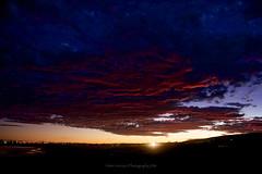 Bright Light! (Helen Vercoe) Tags: sunset moonrise nightsky southaustralia middleton nikond600