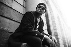 B. (K-Rodriguez) Tags: barcelona test white black fashion bnw stylist fashionphotographer boytbt
