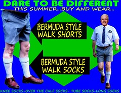 Wearing Bermuda  Walk Socks 502 (Ban Long Line Ocean Fishing) Tags: auto newzealand summer guy classic wearing socks canon golf walking clothing 1982 legs outdoor sommer 1987 text sox 1988 hamilton australia guys oldschool retro clothes auckland nz 1984 wellington mens 1981 dunedin shorts 1978 bermuda 1983 hastings 1970s 1986 1977 mensfashion 1980 1980s 1985 walkers 1979 napier golfers golfer bloke menswear tubesocks olderman longsocks bermudashorts golffashion dressshorts golfsocks pullupyoursocks golfng walkshorts overthecalfsocks walksocks bermudasocks abovethekneeshorts 1980smensfashion