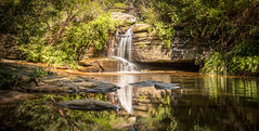 IMG_4515 Middle Falls (muvro) Tags: canon waterfall bush sydney oxford serenity northernbeaches