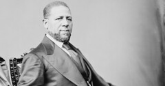 """U.S. Senator Hiram Rhodes Revels, the first African-American in the Congress"", by Mathew Brady, between 1860 and 1875 [1344  1568] #HistoryPorn #history #retro http://ift.tt/1TK2kU5 (Histolines) Tags: history by retro timeline brady mathew between 1860 1875 1568  vinatage 1344 historyporn histolines ussenatorhiramrhodesrevelsthefirstafricanamericaninthecongress httpifttt1tk2ku5"