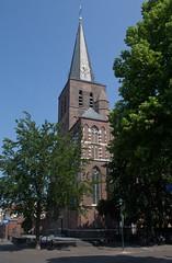 Deurne - Willibrorduskerk (grotevriendelijkereus) Tags: holland tower church netherlands town village toren gothic nederland neogothic kerk brabant dorp noord deurne neogotiek plaats gotiek