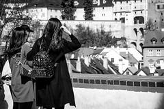 Streetphotography Krumau (Ralph Punkenhofer) Tags: street photography und nikon familie von tschechien unesco mai d750 das raphael sonnig chiara krumlov wetter krumau weltkulturerbe dies tanja 2016 strassen