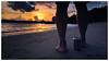 Sunset Araru, Brazil (Rhannel Alaba) Tags: sunset brazil beach sunrise samsung pido alaba aratu note4 rhannel