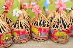 """ร้านนี้ชื่อเป็นมงคลและดีงามมาก """"ร้านมั่งมี"""" ขนมไทยที่เหมาะสำหรับเป็นของฝากจากจังหวัดชลบุรี มีให้เลือกมากมายหลากหลายขนมไทยที่เก็บไว้ได้นานสะอาจและหอมอร่อยในแบบฉบับขนมไทย แวะมาเลือกซื้อกันได้ที่ ตลาดน้ำ 4 ภาค (พัทยา)  เปิดให้บริการทุกวันถึง 20.00 น. สอบถามร"""