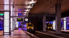 NMBS AM 08071 & AM 08036  Antwerpen-Centraal (Tren di Cdrico) Tags: station diesel oostende ml antwerpen centraal nmbs antwerpencentraal sncb desiro 08071 am08 08036