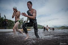 Action (Frdric Pactat) Tags: lake water sport ed nikon action lac du d750 splash nikkor transition fx triathlon afs 2470mm salagou f28g