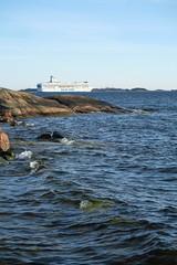 Silja Line (Rd. Vortex) Tags: sea canon suomi finland outdoors x powershot coastal meri g7 ulkona porkkala rannikko