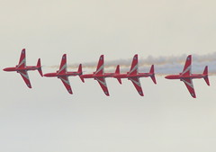 Red Arrows at Blackpool 2016 - 1 (Tony Worrall Foto) Tags: show county uk blue red england sky english plane fun town fly high tour place northwest aircraft air country north visit location tony lancashire resort formation airshow event coastal area arrows northern blackpool redarrows soar stunt lancs fylde dislay areo fyldecoast worrall welovethenorth areonutical 2016