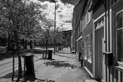 Ilevollen (odda66) Tags: street blackandwhite building ila trondheim monocrome xt1 ilevollen arcitekture xf23 fujinon23mmf14 fujifilmxt1