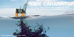 Canarians win against Repsol oil drilling (Canary Islands Marine) Tags: news exploitation article oil tenerife environment canaries teneriffa eco belleisle repsol ecological standup drilling islascanarias oildrilling environmentalists beautifulisland natureprotection  canarianweekly t greenpeaceagainstoildrilling atlanticoceanatlantiquerepsoldrillingcanariesoildrillingsupremecourtcanariangovernmentgreenpeacevictoryrepsol