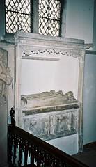 William & Katherine - Bredon Worcestershire (jmc4 - Church Explorer) Tags: bredon worcestershire church effigy monument beauchamp reed
