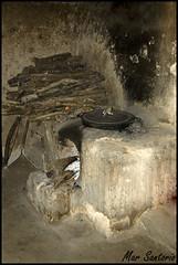 Cocina con tunel (Mar Santorio) Tags: d50 nikon vietnam cocina tunel saigon hochiminh