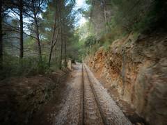 Railway to Soller (Burnett0305) Tags: 1240 balearicislands balearischeinseln mzuikodigitaled1240mm128pro majorca mallorca olympus olympusomdem5markii spain spanien mzuiko sller illesbalears