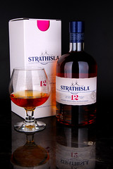 Strathisla 12 Yr- First Taste (totalcontrol9) Tags: light shadow reflection lights scotland drink reflect whisky scotch shadowplay whitelight lightplay dram strathisla studiolights haveadrinkonme controlledlight