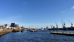 Hamburg - Harbour (Martin M. Miles) Tags: germany harbour charlemagne hamburg alster elbe hafengeburtstag hanse barbarossa hammaburg hanseaticleague harbourbirthday fredericki imperialfreecity