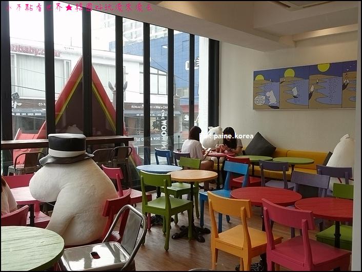 首爾江南嚕嚕米主題咖啡 (44).JPG
