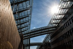 Astrup Fearnley Museum (Francesco He) Tags: astrup fearnley museum oslo renzo piano lines architecture modern