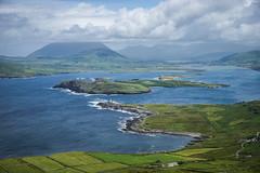 View from Valentia island (TimoOK) Tags: ireland sea lighthouse water kerry meri vesi ringofkerry valentia majakka irlanti