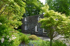 The Old Laundry (rustyruth1959) Tags: trees plants building green stone gardens architecture scotland nikon arch isleofskye stonework ruin highland laundry shrubs armadale nikond3200 sleat armadalecastle oldlaundry