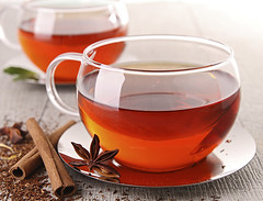 Kidney Detox Tea Help to Maintain Natural Flow of Body (puratyorganic) Tags: red orange cup glass breakfast healthy afternoon tea drink cinnamon spice beverage mug studioshot concept diet teacup liquid herbal anise redtea