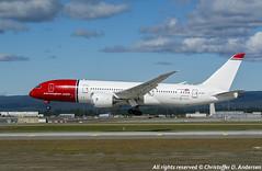 LN-LNF (5) (Christoffer Andersen) Tags: oslo airplane norwegian boeing osl b787 dreamliner passengerplanes b7878 osloairportgardermoen b7878dreamliner norwegianlonghaul norwegianinternationalair