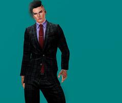 Formal: Severance (LX Elite Modeling SL) Tags: model modeling secondlife sev portfolio ceratoll lashayxyshay
