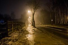 Czelad (nightmareck) Tags: rain night europa europe fuji poland polska handheld fujifilm fujinon deszcz pancakelens xe1 czelad apsc mirrorless xtrans fotografianocna xmount zagbiedbrowskie xf18mm xf18mmf20r bezlusterkowiec