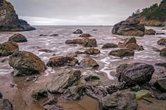 Muir BeachTide Pool (luqmac) Tags: california clouds us unitedstates muirbeach pacificcoast californiacoast gullrock muirbeachcalifornia nikond300